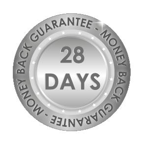 28 Days Guarantee